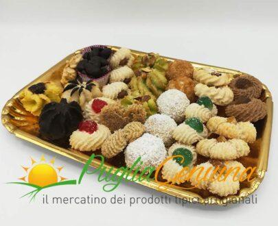 dolcetti in pasta di mandorla