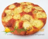 Focaccia di Altamura con patate