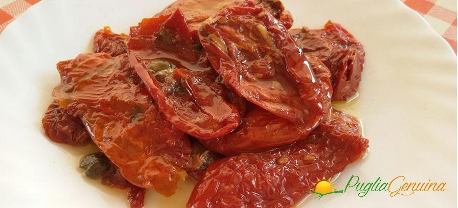I pomodori secchi, un vero elisir di bellezza