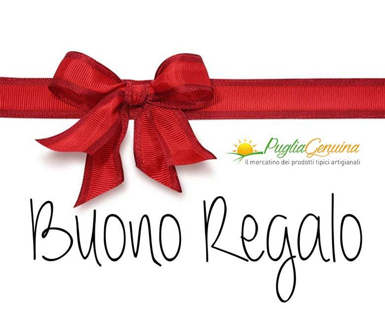 Buono regalo Puglia Genuina