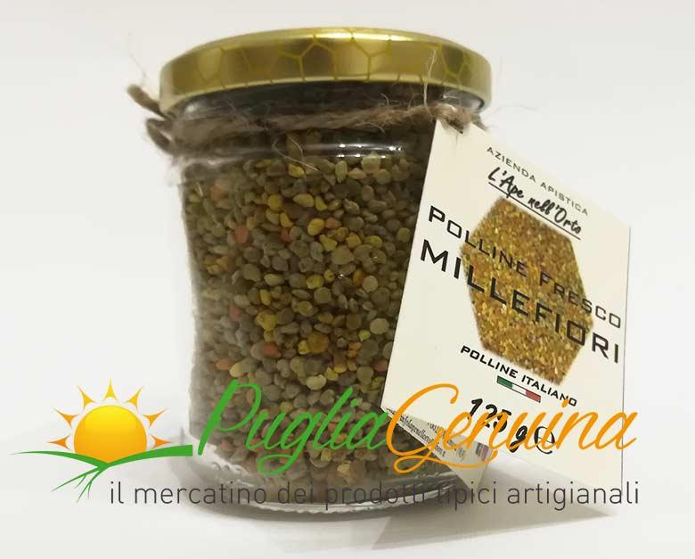 Polline fresco millefiori