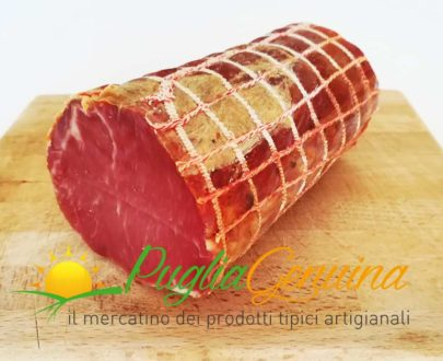 Filetto lonzino di maiale